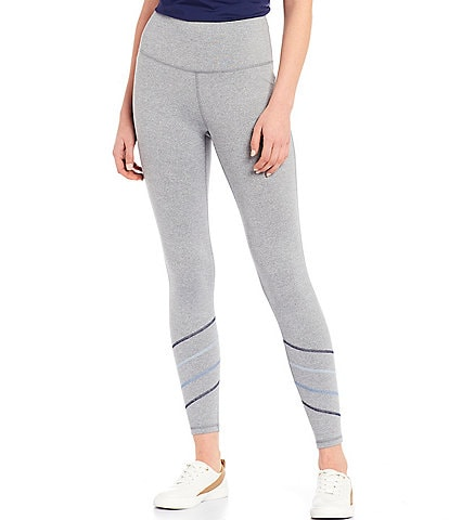 Southern Tide Kayly High Waist Performance Knit Leggings