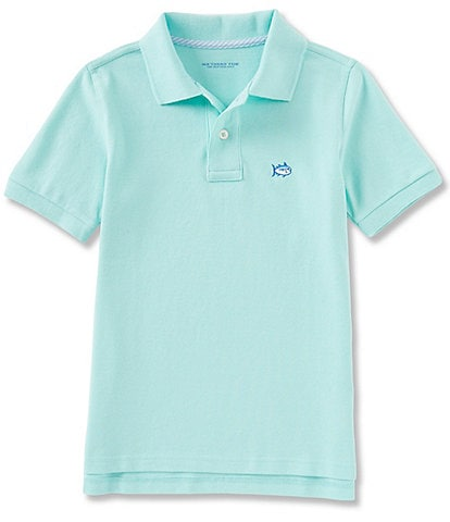 Southern Tide Little/Big Boys 4-16 Short-Sleeve Skipjack Polo