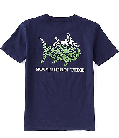 Southern Tide Little/Big Boys 4-20 Short-Sleeve Flying Ducks Graphic Tee