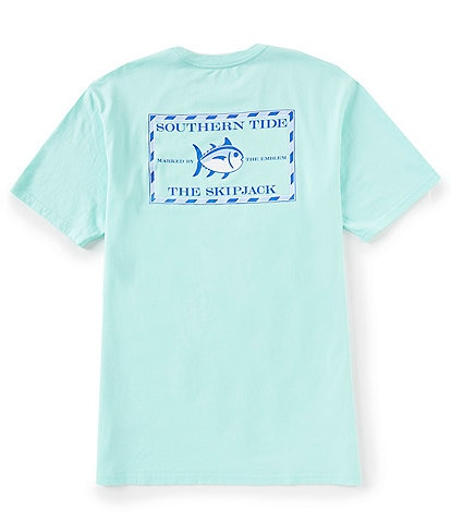 Southern Tide Original Skipjack Graphic Short-Sleeve Tee