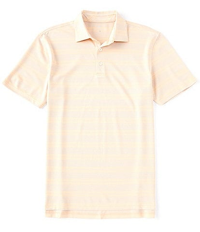 Southern Tide Roster Calero Stripe Performance Stretch Short-Sleeve Polo Shirt