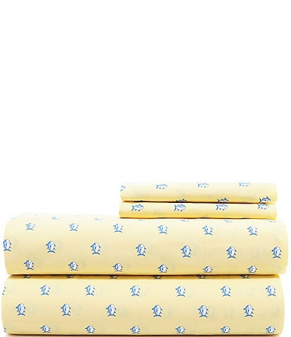 Southern Tide Skipjack Print Novelty Sheet Set