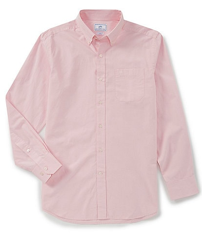 Southern Tide Sullivan Solid Long-Sleeve Woven Shirt