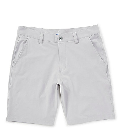 Southern Tide T3 Flat-Front 9#double; Inseam Gulf Shorts