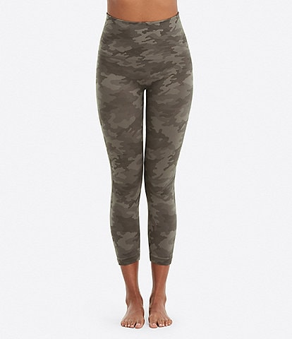 Spanx Look At Me Now Cropped Shaping Leggings