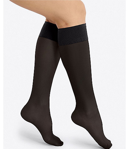 Spanx Graduated Compression Knee Highs