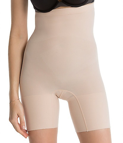 Spanx High Power Mid-Thigh Short