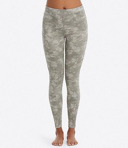 Spanx Plus Size Jean Style Ankle Leggings