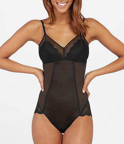 Spanx Spolight on Lace Panty Bodysuit