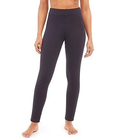 Spanx The Perfect Black Pant, Ankle Backseam Skinny Legging