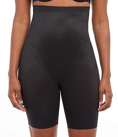 Spanx Thinstincts 2.0 High-Waisted Mid-Thigh Shorts