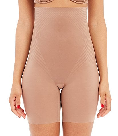 Spanx Thinstincts 2.0 High-Waisted Mid Thigh Shorts