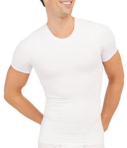 Spanx Ultra Sculpt Crew Neck T-Shirt