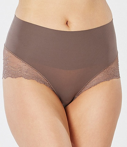 Spanx Undie-tectable Lace Hi-Hipster Panty