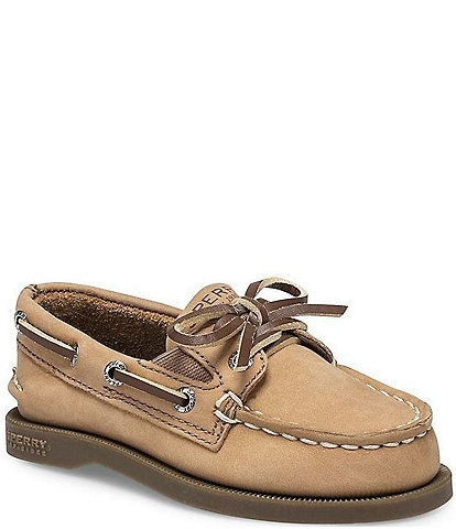 Sperry Authentic Original Boys' Slip-On Boat Shoes Infant