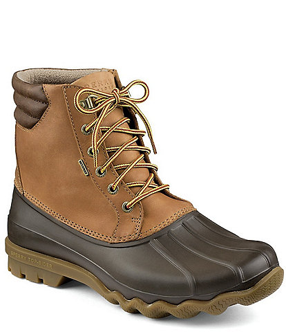 Sperry Men's Avenue Waterproof Winter Duck Boots