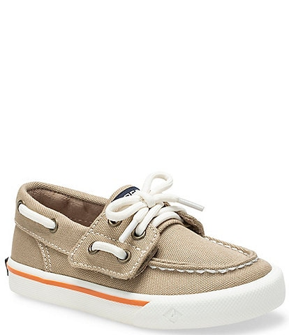 Sperry Kids' Bahama Jr Boat Shoes Toddler
