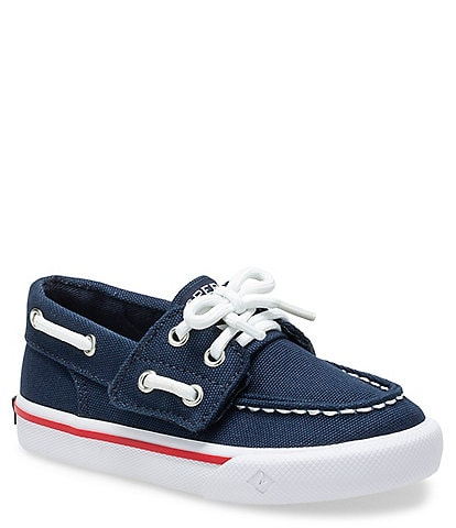 Sperry Boys' Bahama Jr Boat Shoes Infant