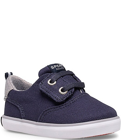 Sperry Boys' Spinnaker Jr Washable Crib Shoes (Infant)