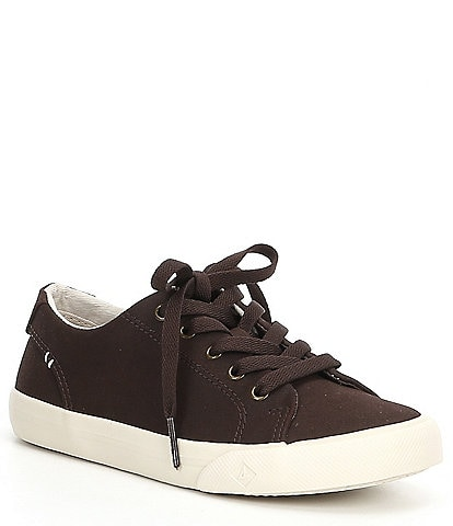 Sperry Boys' Striper II Lace to Toe Sneaker