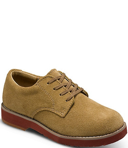 Sperry Boys' Top-Sider Tevin Suede Oxfords Toddler