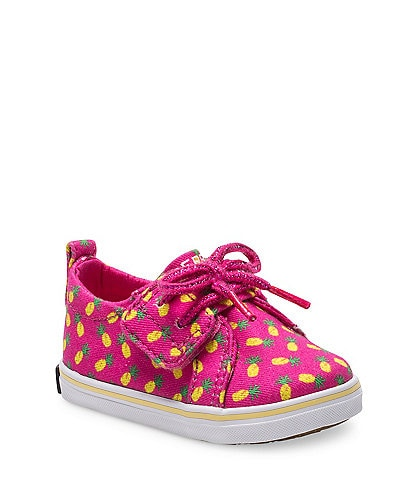 Sperry Girls' Crest Vibe Crib Shoe