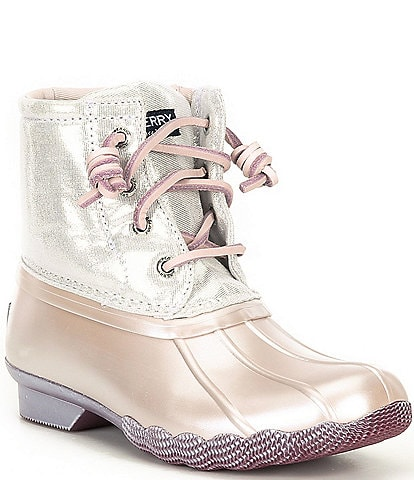 Sperry Girls' Saltwater Boots (Toddler)