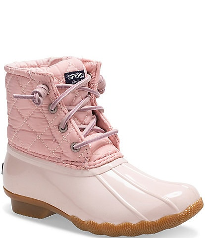 Sperry Girls' Saltwater Boots (Youth)
