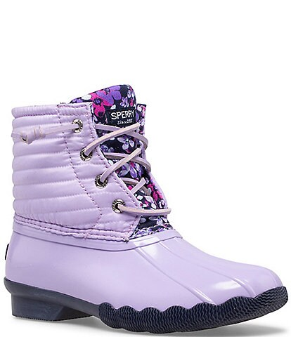 Sperry Girls' Saltwater Water Resistant Boots (Youth)