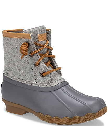 Sperry Girls' Saltwater Wool Boots (Youth)