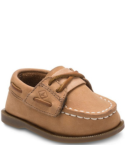 Sperry Kids' Authentic Original Crib Jr Crib Shoes Infant