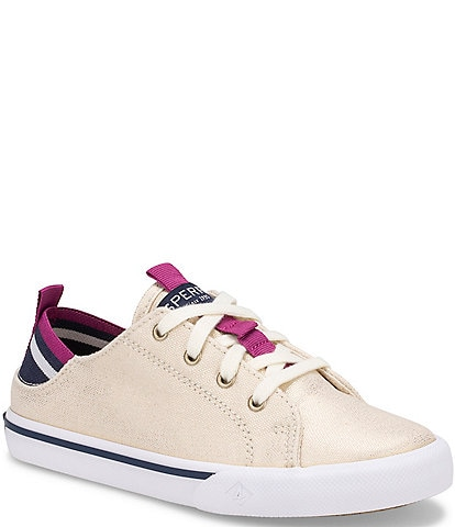 Sperry Girls' Hy-port Canvas Sneakers (Youth)