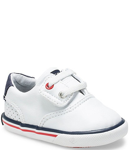 Sperry Kids' Striper II Crib Shoe Sneakers Infant