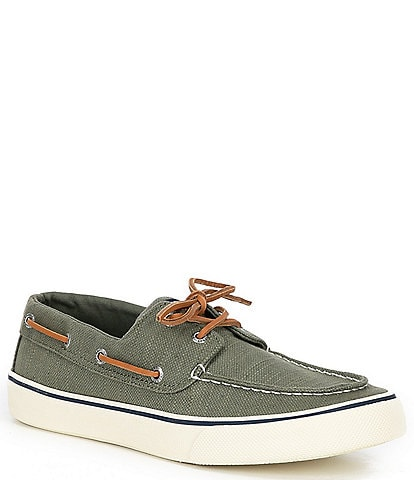 Sperry Men's Bahama II Baja Linen Boat Shoes
