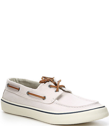 Sperry Men's Bahama II Canvas Lace-Up Sneakers