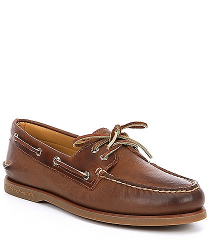 Sperry Men's Gold Cup Authentic Original 2-Eye Rivington Boat Shoe