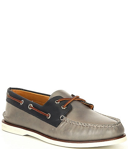 Sperry Men's Gold Cup Authentic Original Cross Lace Boat Shoes