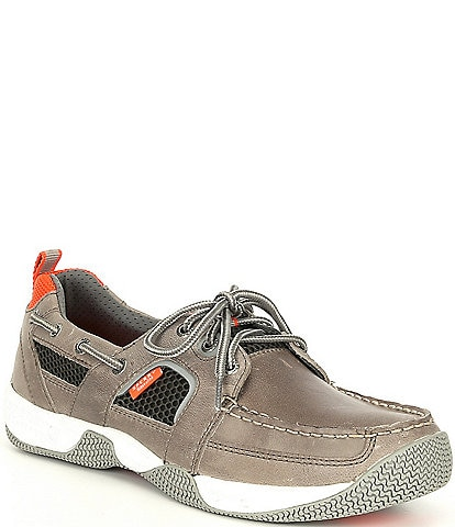 Sperry Men's Sea Kite Sport Water Resistant Moc Boat Shoes
