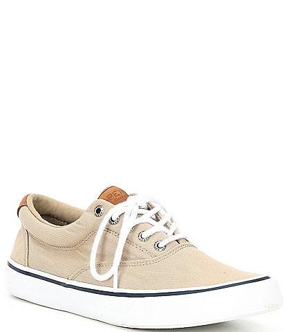 Sperry Men's Striper II CVO Canvas Sneakers