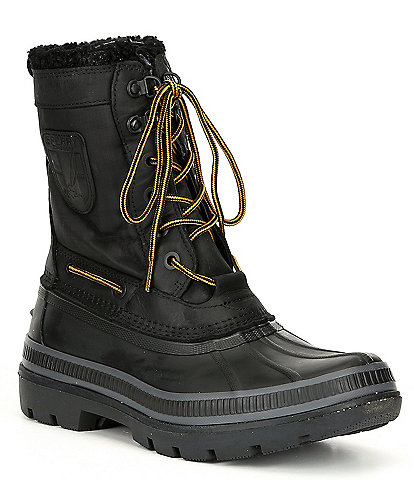 Sperry Men's Waterproof Ice Bay Tall Snow Boot
