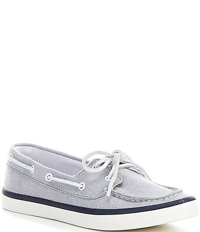 Sperry Sailor Boat Chambray Boat Shoes