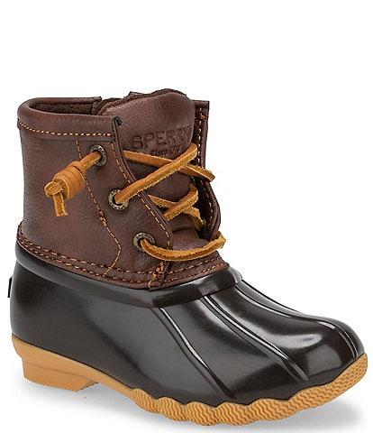 Sperry Saltwater Kids' Winter Duck Boots (Toddler)