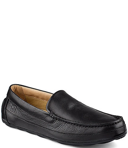 Sperry Top-Sider Men's Hampden Venetian Textured Leather Loafers