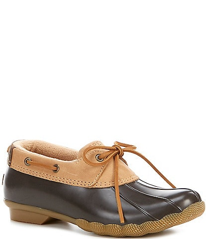 Sperry Women's 1-Eye Saltwater Duck Shell Shoes