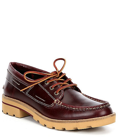 Sperry Women's Authentic Original Lug 3-Eye Boat Shoes