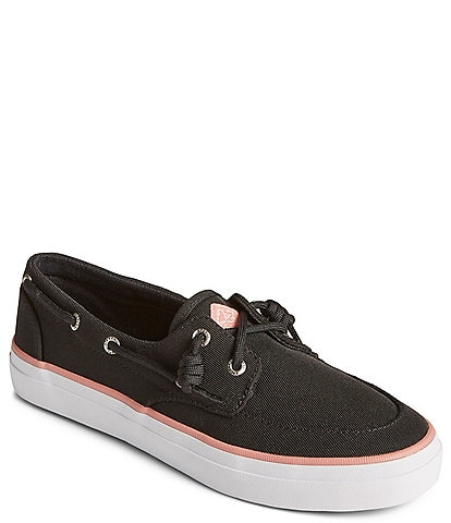 Sperry Women's Crest Boat SeaCycled Sustainable Boat Shoes