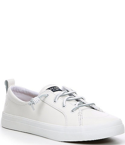 Sperry Women's Crest Vibe Leather Sneakers