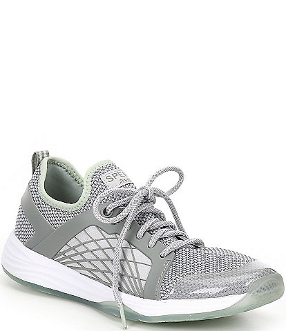 Sperry Women's H2O Mooring Water Resistant Lace-Up Sneakers