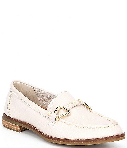 Sperry Women's Seaport PLUSHWAVE Leather Penny Loafers