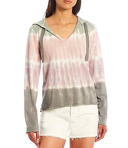 Splendid Beam Long Sleeve Knit Pullover